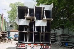 Aluminum Launders: