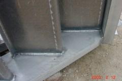 Aluminum Stairs: