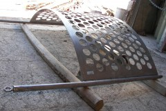 Stainless Steel Baffles: