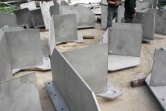 Stainless Steel Brace Frame Assemblies:
