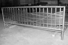 Stainless Steel - Ornamental Screens: