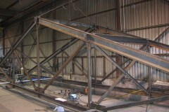 Structural-Steel-Truss-Shop-Fit-up-Vinyard-Surface-WTP