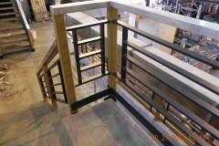 Manhattan-Stair-rail