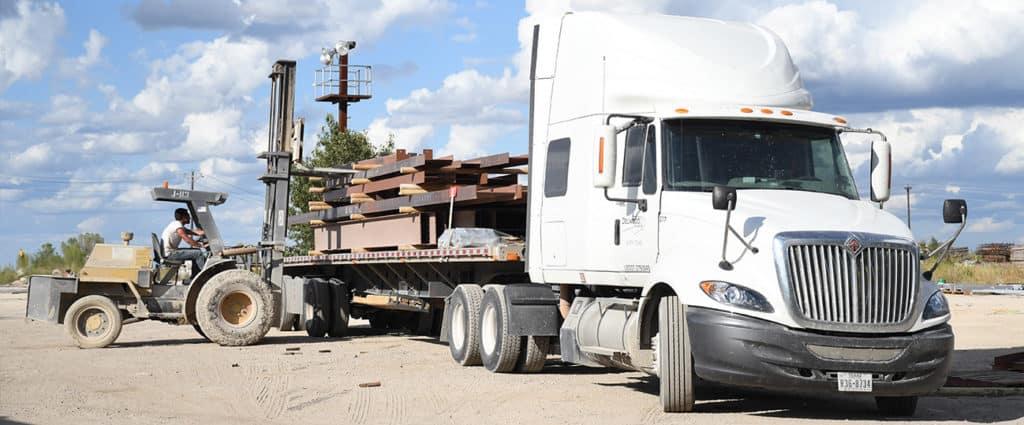 Cody builders Truck