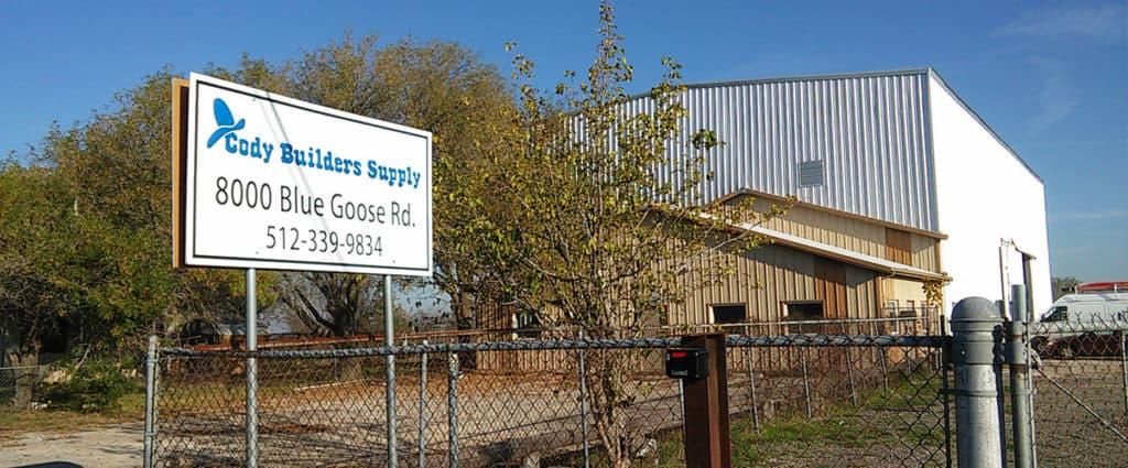 Cody Builders Facility
