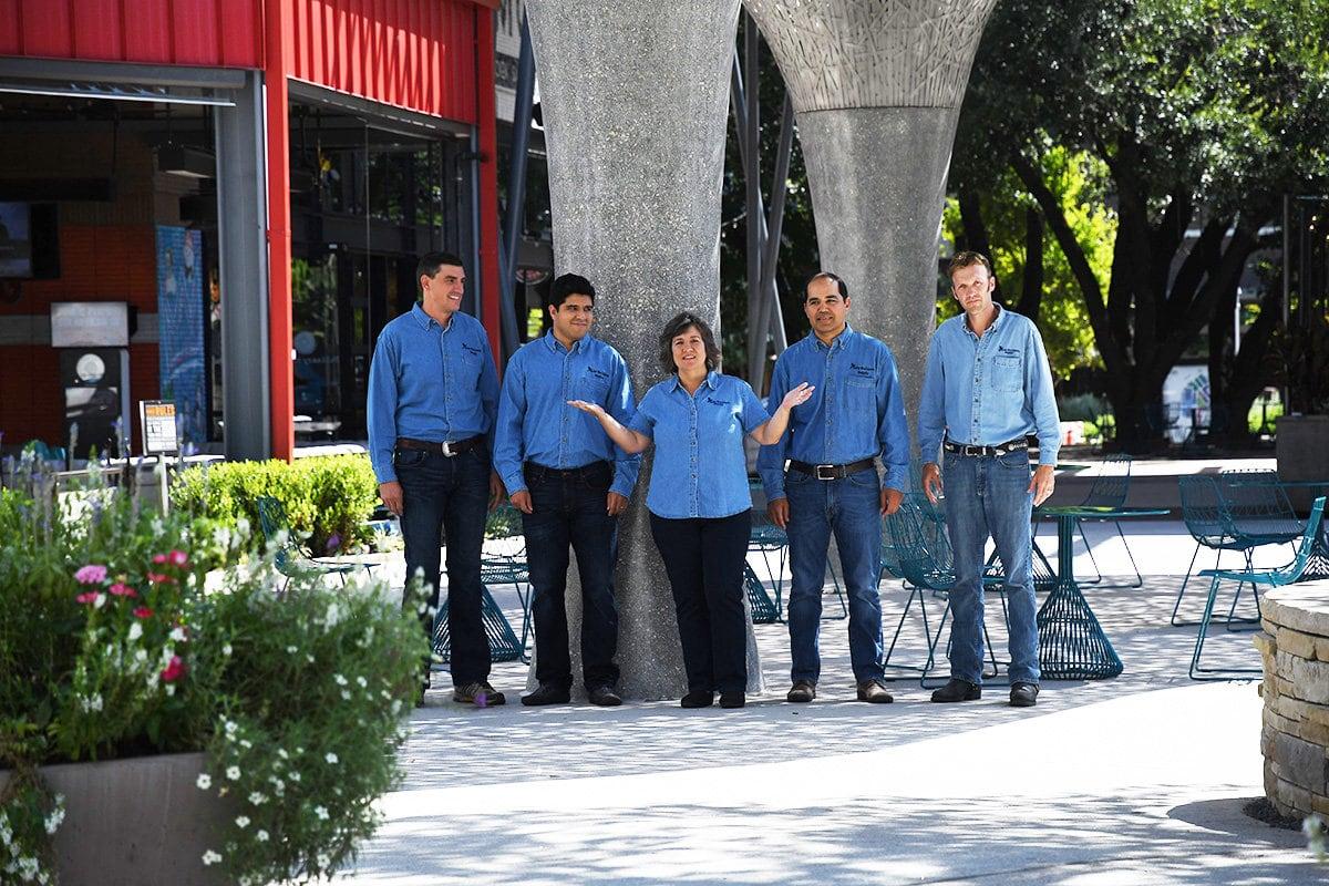Cody Builders Management Team