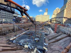 Manhattan Excavation Support